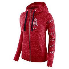 Women's Nike Los Angeles Angels of Anaheim Vintage Hoodie