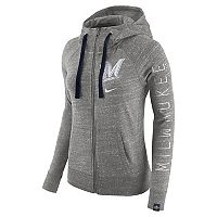Women's Nike Milwaukee Brewers Vintage Hoodie