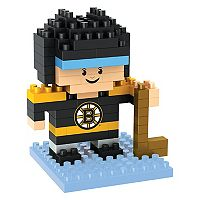 Forever Collectibles Boston Bruins BRXLZ 3D Mini Player Puzzle Set