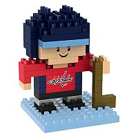 Forever Collectibles Washington Capitals BRXLZ 3D Mini Player Puzzle Set