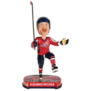 Forever Collectibles Washington Capitals Alexander Ovechkin Bobble Head