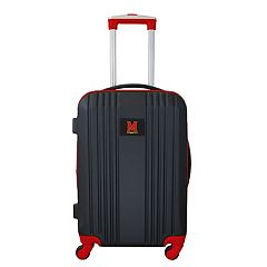 Maryland Terrapins 21-Inch Wheeled Carry-On Luggage