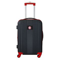 Alabama Crimson Tide 21-Inch Wheeled Carry-On Luggage