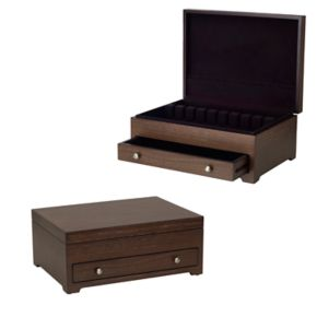 Wallace Single-Drawer Flatware Storage Chest