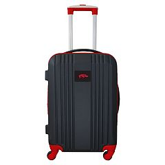 Arkansas Razorbacks 21-Inch Wheeled Carry-On Luggage