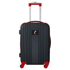 Cincinnati Bearcats 21-Inch Wheeled Carry-On Luggage