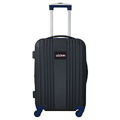 UConn Huskies 21-Inch Wheeled Carry-On Luggage