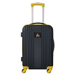 East Carolina Pirates 21-Inch Wheeled Carry-On Luggage