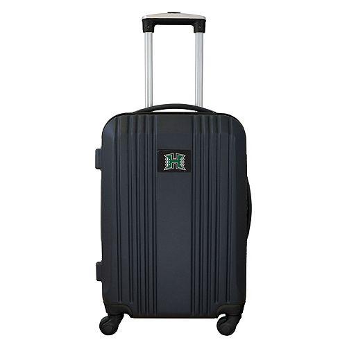 Hawaii Warriors 21-Inch Wheeled Carry-On Luggage