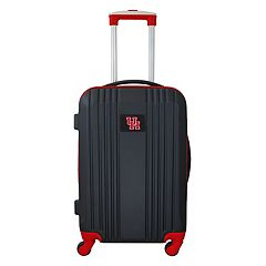 Houston Cougars 21-Inch Wheeled Carry-On Luggage