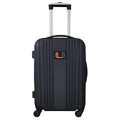 Miami Hurricanes 21-Inch Wheeled Carry-On Luggage
