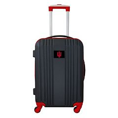 Indiana Hoosiers 21-Inch Wheeled Carry-On Luggage