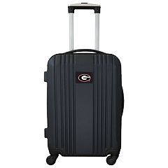 Georgia Bulldogs 21-Inch Wheeled Carry-On Luggage