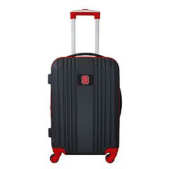 North Carolina State Wolfpack 21-Inch Wheeled Carry-On Luggage
