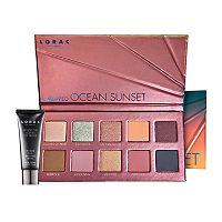 LORAC Unzipped Ocean Sunset Eyeshadow Palette With Mini Eye Primer