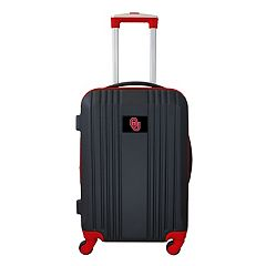 Oklahoma Sooners 21-Inch Wheeled Carry-On Luggage
