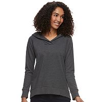 Women's SONOMA Goods for Life™ Hooded French Terry Sweater