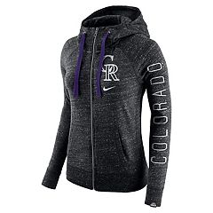 Women's Nike Colorado Rockies Vintage Hoodie