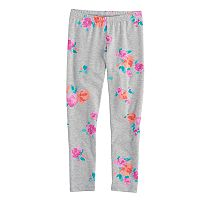 Girls 4-12 SONOMA Goods for Life™ Floral Leggings