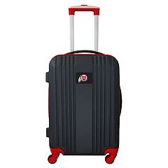 Utah Utes 21-Inch Wheeled Carry-On Luggage