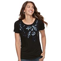 Women's Apt. 9® Embellished Tee