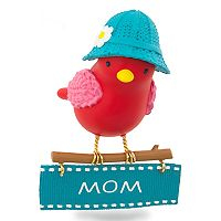 Winter Bird Mom 2017 Hallmark Keepsake Christmas Ornament