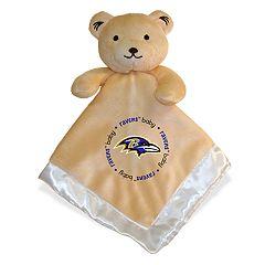 Baltimore Ravens Snuggle Bear