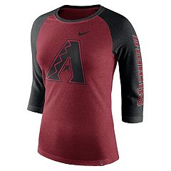 Women's Nike Arizona Diamondbacks Triblend Tee