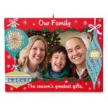 Our Family Greatest Gifts Picture Frame 2017 Hallmark Keepsake Christmas Ornament