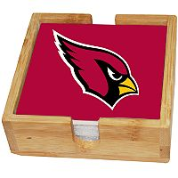 Arizona Cardinals Ceramic Coaster Set