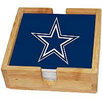 Dallas Cowboys Ceramic Coaster Set