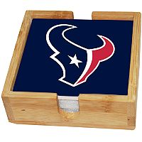 Houston Texans Ceramic Coaster Set
