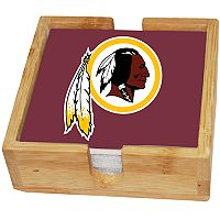 Washington Redskins Ceramic Coaster Set