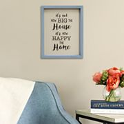 Stratton Home Decor 'Home' Wall Decor