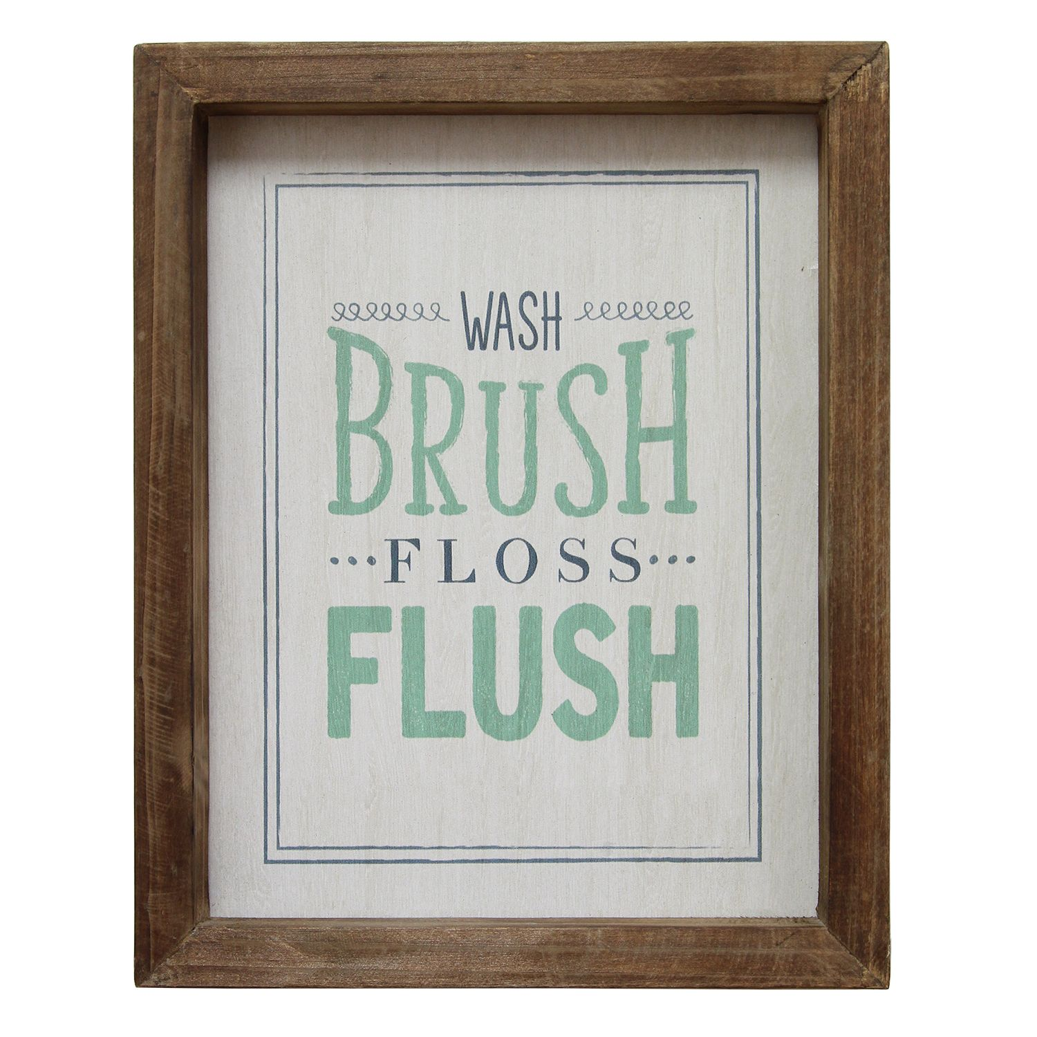 Stratton Home Decor U0027Brushu0027 Wall Decor