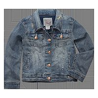 Girls 4-6x Levi's® Distressed Trucker Jean Jacket
