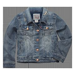 Girls Denim Jackets Outerwear, Clothing | Kohl's