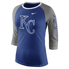 Women's Nike Kansas City Royals Triblend Tee