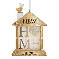 New Home 2017 Hallmark Keepsake Christmas Ornament