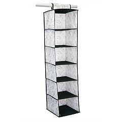 Simplify 6-Shelf Closet Organizer