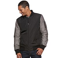 Men's XRAY Slim-Fit Colorblock Jacket