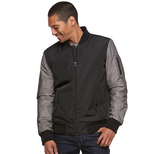 Men's XRAY Slim-Fit Colorblock Jacket