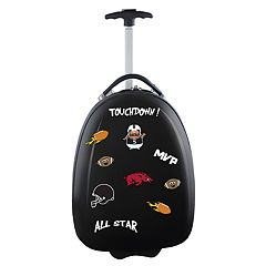 Youth Arkansas Razorbacks Wheeled Pod Luggage