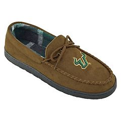 Men's South Florida Bulls Microsuede Moccasins