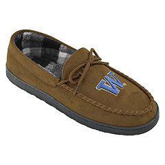 Men's Washington Huskies Microsuede Moccasins
