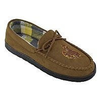 Men's Wyoming Cowboys Microsuede Moccasins
