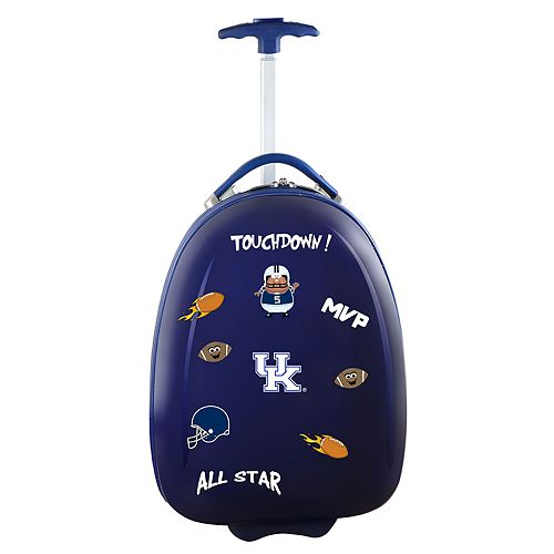 Youth Kentucky Wildcats Wheeled Pod Luggage