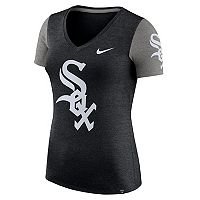 Women's Nike Chicago White Sox Dri-FIT Touch Tee
