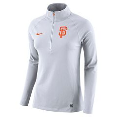 Women's Nike San Francisco Giants Core Pullover
