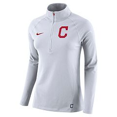 Women's Nike Cleveland Indians Core Pullover